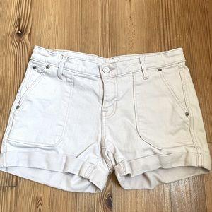 GAP Girlfriend short light pink shorts SIZE 4R